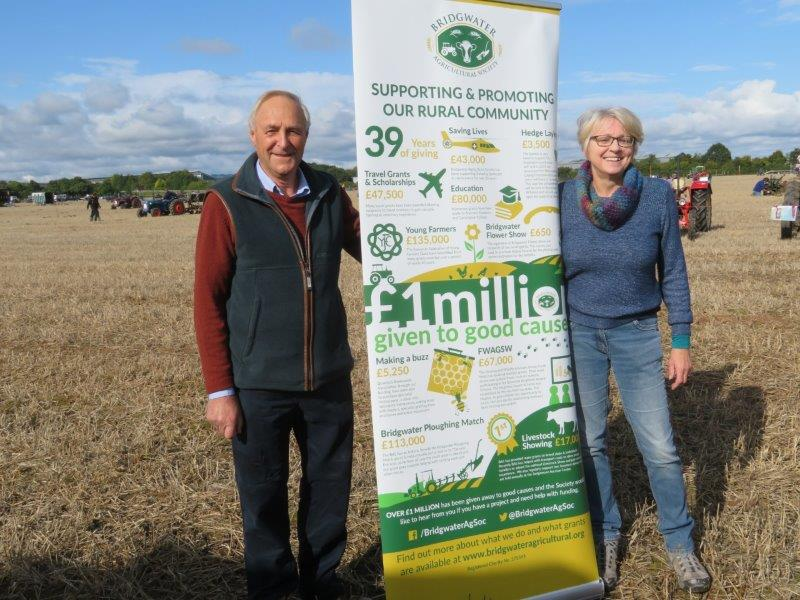 Terry-Miller-Director-Mary-Adams-Secretary-of-Bridgwater-Agricultural-Society.jpg